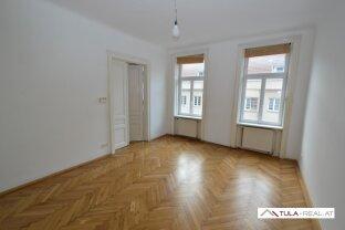 Helle 3-Zimmer-Altbauwohnung | Nähe Aumannplatz | provisionsfrei