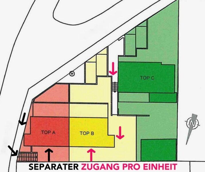 TERRASSENTRAUM SÜDSEITIG - Hochwertig ausgestaltetes Doppelhaus im Zentrum von Pressbaum - inklusive 2 Stellplätzen /  / 3021Pressbaum / Bild 2