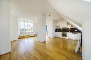 **Innenhoflage** Helle Wohnung mit Dachterrasse -  elektrische Außenjalousien!
