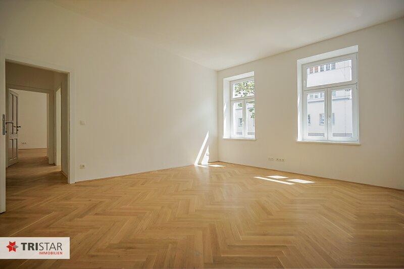 NEU ++ Bezugsfertig: Altbauwohnung ca. 100 m2, 3 Zimmer, nähe U6-Station Philadelphiabrücke, 1120 Wien ++ /  / 1120Wien / Bild 2
