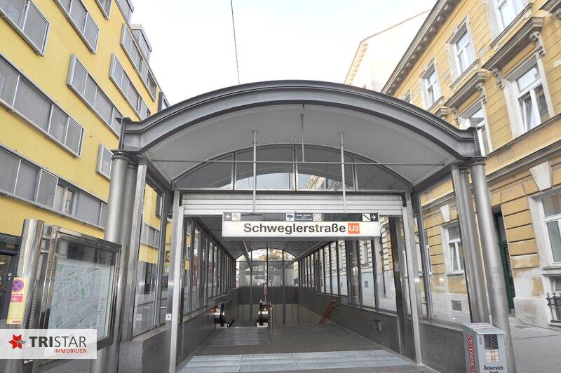 ++NEU++ 3-Zimmer-Dachgeschoßwohnung mit großer Dachterrasse im Generalrevitalisierte Altbau-Haus ++Nähe U-Bahn (U3) +++ /  / 1150Wien / Bild 14