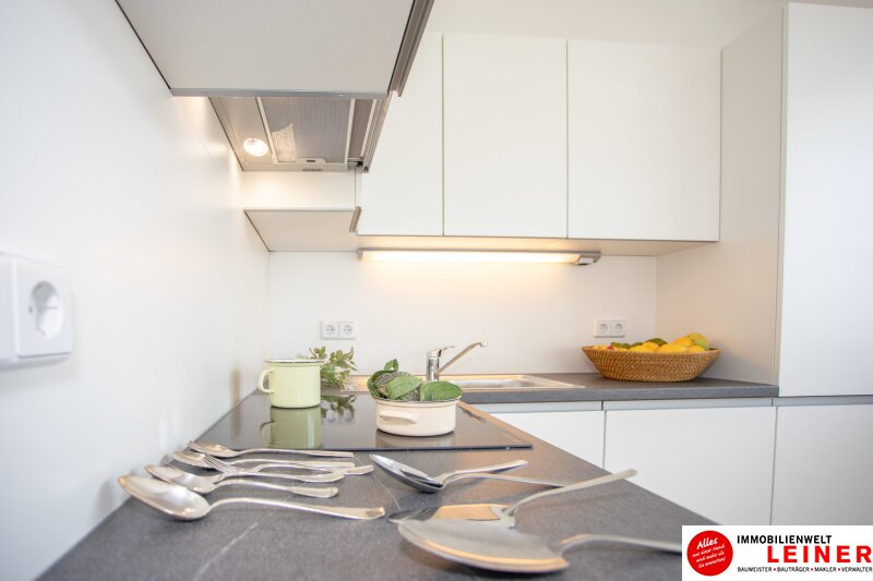 *UNBEFRISTET* Schwechat - 2 Zimmer Mietwohnung im Erstbezug mit Terrasse und Loggia Objekt_9424 Bild_434