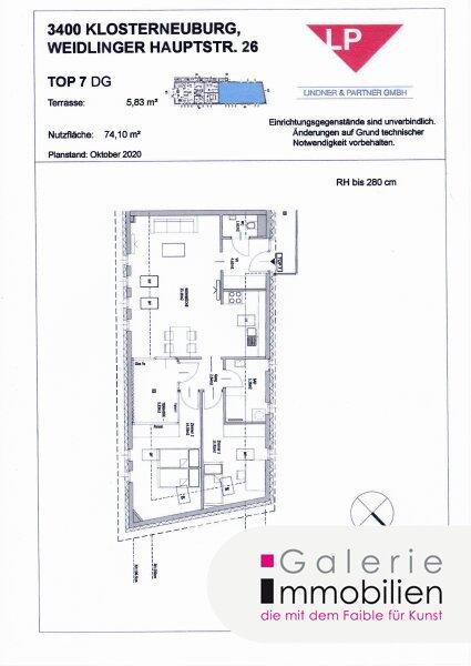 Attraktive Dachgeschoßwohnung mit Terrasse und Weitblick Objekt_35154 Bild_168