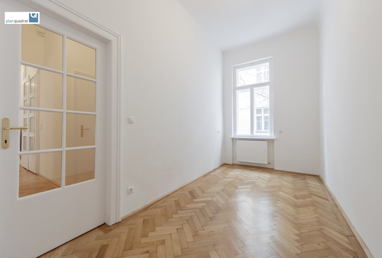 Büroraum 6 (gem. Grundriss - ca. 11,50 qm)