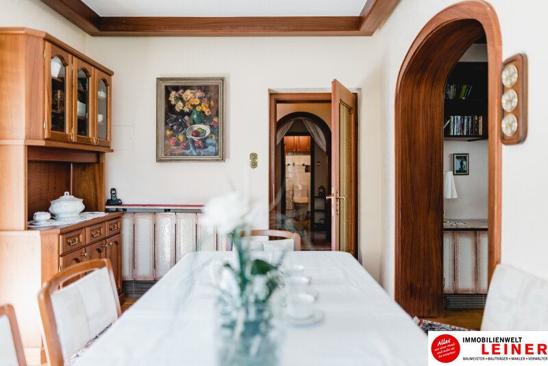 Schwechat: stilvolle Zwei - Familienvilla direkt am Kellerberg! Objekt_9880 Bild_614