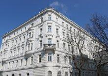 Hell Wohnen im beliebten 9. Bezirk mit Blick auf das Palais Liechtenstein, U4