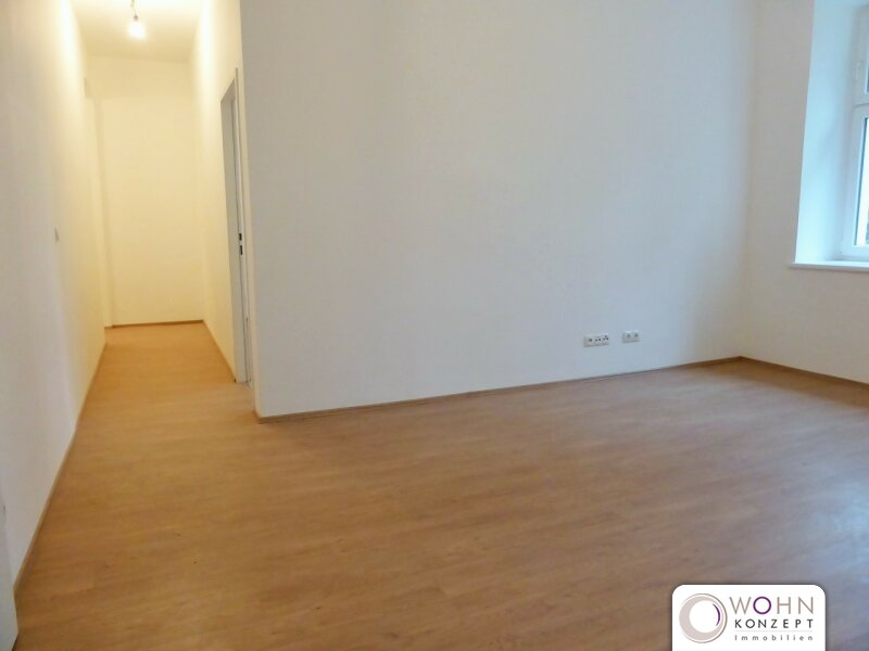 Erstbezug: gartenseitiger 57m² Altbau in unbefristeter Hauptmiete - 1100 Wien /  / 1100Wien / Bild 3