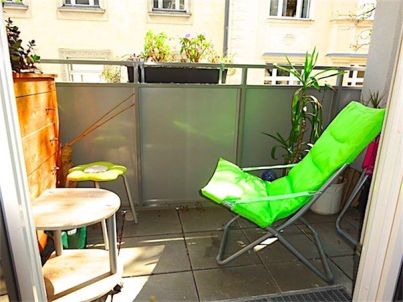 Großzügige Familienwohnung in Toplage: 5 Zimmer + Küche, Loggia, guter Zustand, ruhig + hell, Nähe Linie 37 Gatterburggasse! /  / 1190Wien / Bild 1
