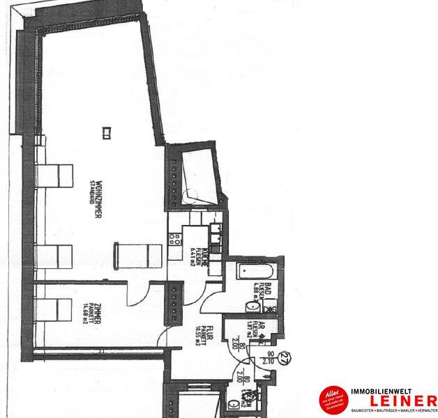 91m² große Penthousewohnung in 1180 Wien - Schaffen Sie sich Lebensfreude Objekt_9315 Bild_632