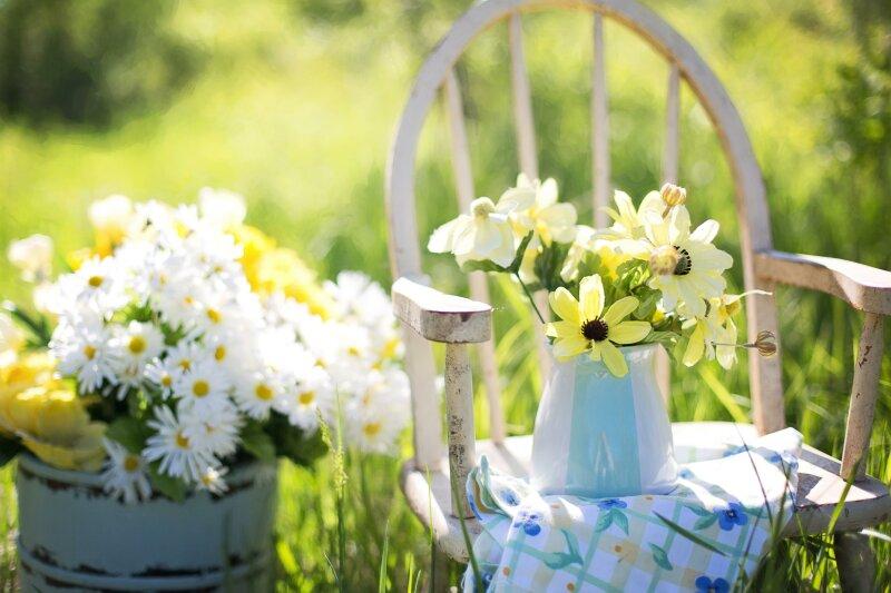 Laue Sommerabende im eigenen Garten!