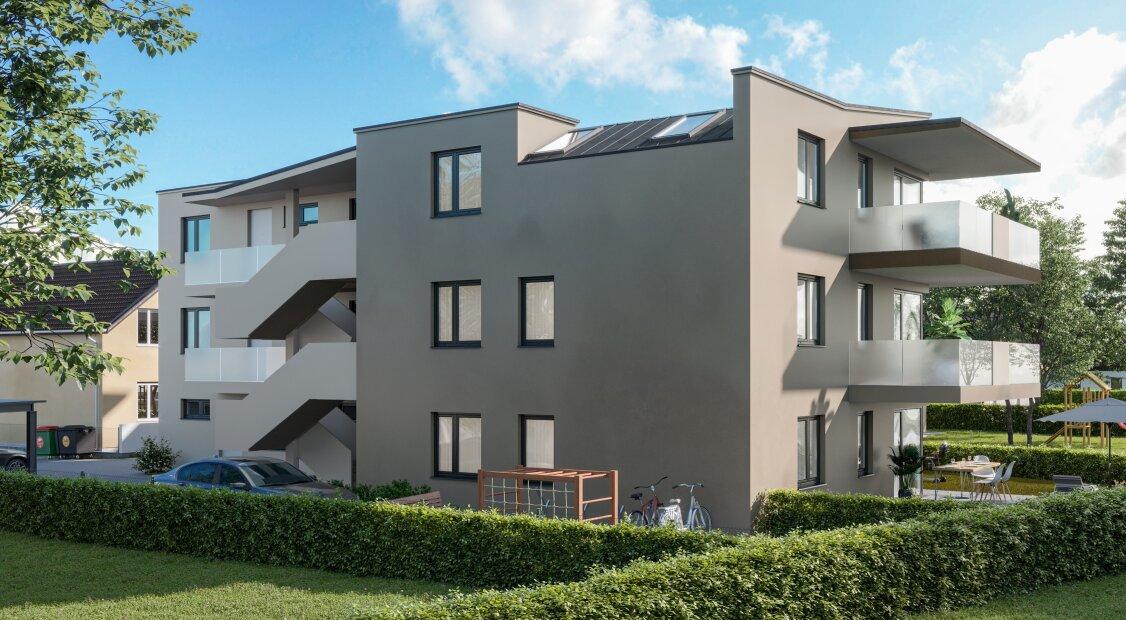 Weer - DS35 - Top W 06 - 3-Zi-Wohnung