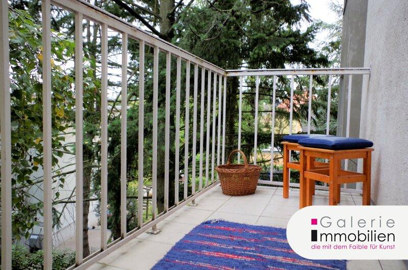 Gartenblick - 2-Zimmer-Altbauwohnung mit Terrasse Objekt_31343