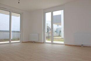 Zentrale 2 Zimmer-Wohnung mit Garten, Innenhoflage