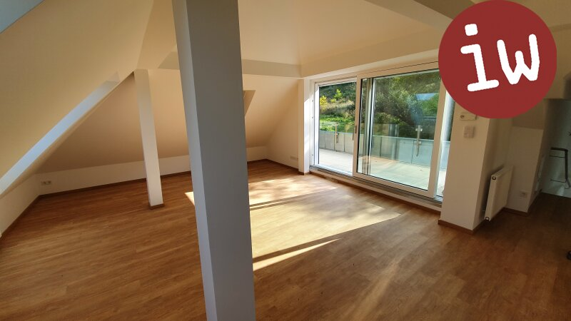 4 Zimmer Mietwohnung mit 2 Süd-Terrassen und Gartenbenutzung Objekt_654