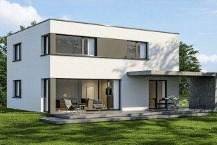 Einfamilienhäuser TYP Modern in Naturlage Wels-Schafwiesen! Provisionsfrei!