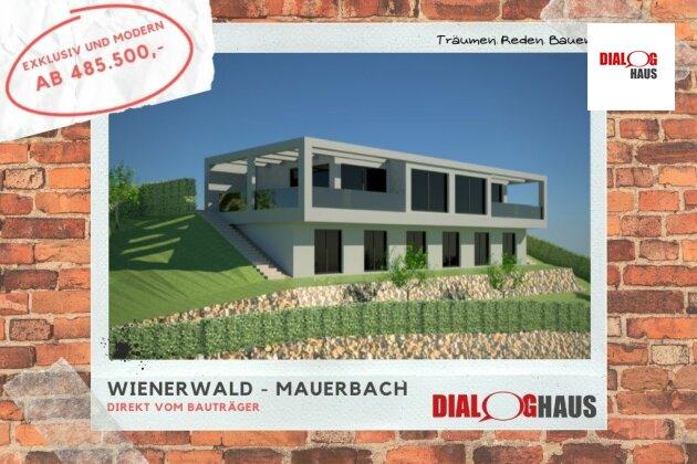 RESERVIERT FÜR KUNDEN!!! - Exklusiv! - Traumlage im Wienerwald - Mauerbach