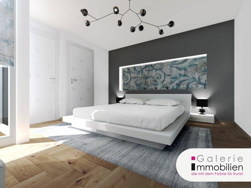 Exklusive DG-Wohnung mit großer Terrasse in revitalisiertem Biedermeierhaus Objekt_25701