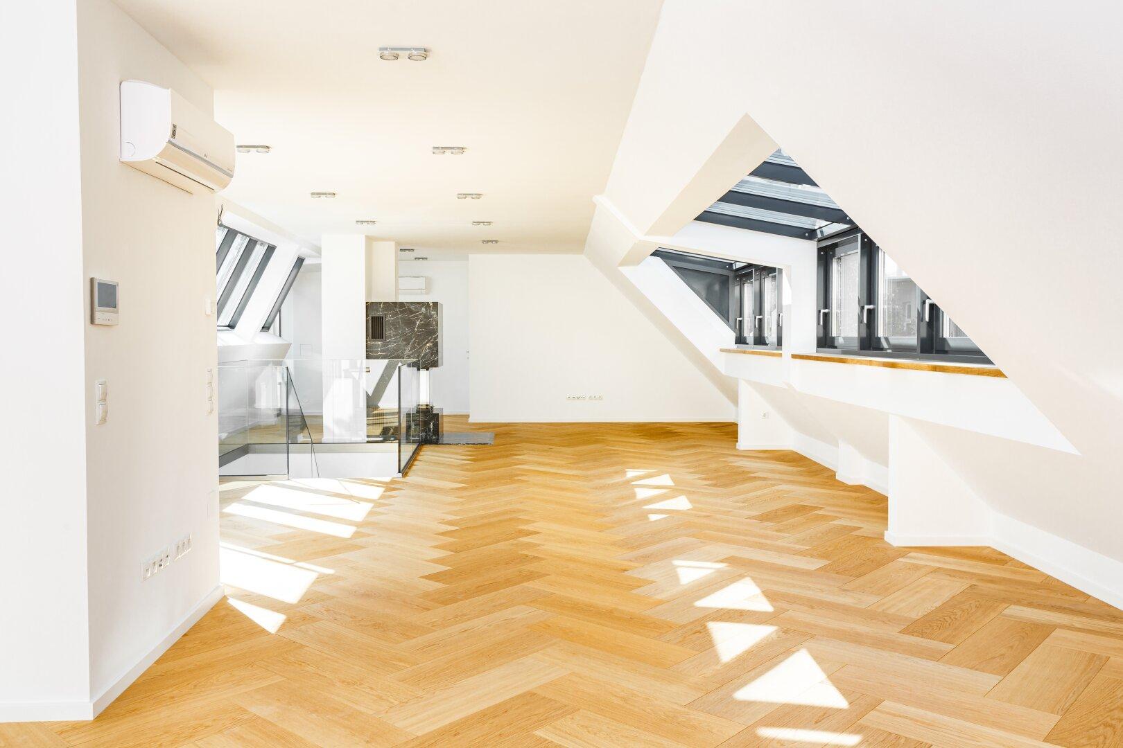 Wunderschöner Terrassenerstbezug in revitalisiertem Biedermeierhaus Objekt_33358