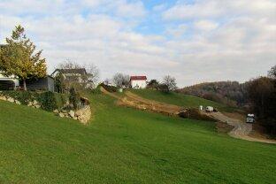 Traumhaftes Baugrundstück auf der Laßnitzhöhe