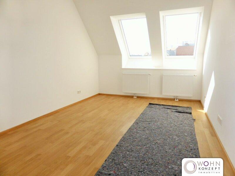 Erstbezug: 80m² Dachmaisonette + 23m² Terrasse mit Einbauküche - 1090 Wien /  / 1090Wien / Bild 8