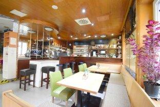 Restaurant gegenüber Stadthalle/Lugner-City/Hauptbücherei!