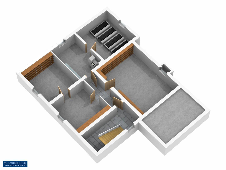 3D-Ansicht 2 Keller