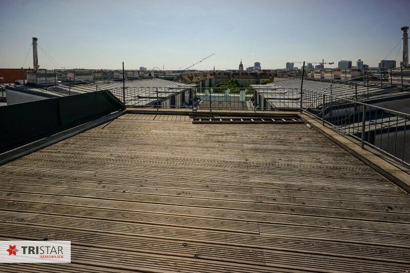 NEU! ++ Unbefristet + großzügige 4 Zimmer DG-Wohnung (ca. 187 m² + 36 m² Terrasse) +  ca. 100 m vom Augarten entfernt + 1020 Wien ++ /  / 1020Wien / Bild 5