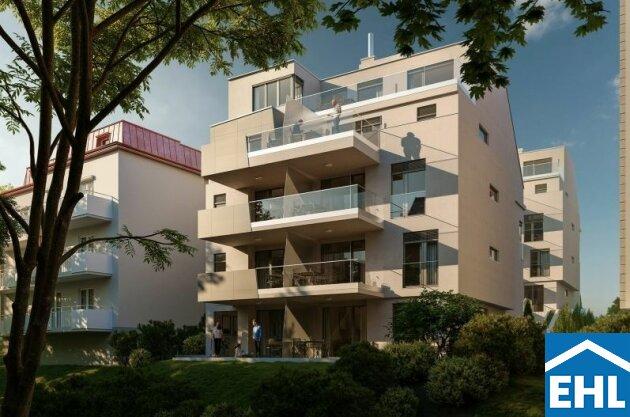 Moderne Apartments mit exquisiter Ausstattung in Wien Währing - Bezugsfertig!