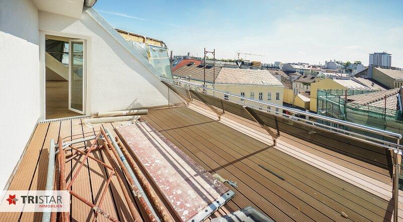 NEU! ++ Erstbezug nähe ?Siebenbrunnenplatz?: Exklusive ca. 155 m² DG- Wohnung mit Terrasse, 4 Zimmer, 1050 Wien (Top 35) ++ /  / 1050Wien / Bild 0