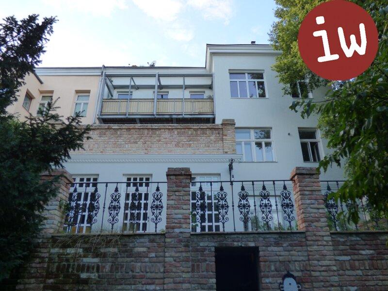 Villenetage der Jahrhundertwende mit Garten, Top Lage obere Stadt Objekt_381
