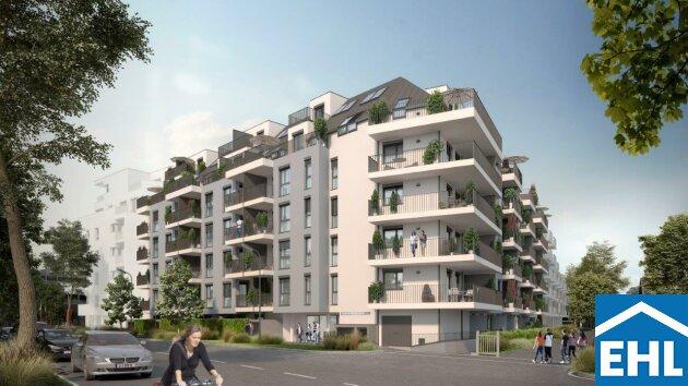 PROVISIONSFREI: Top Dachgeschoßwohnung als optimale Zukunftsvorsorge!
