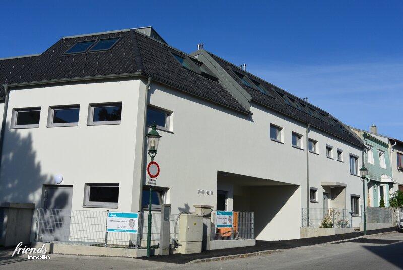 Dachgeschosswohnung mit 45 m2 Terrasse
