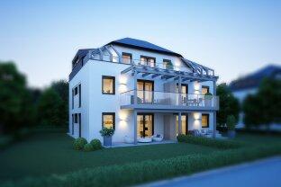 Velden ruhige Zentrumslage                                  Projekt Stadtvillen RUBIN - Penthouse