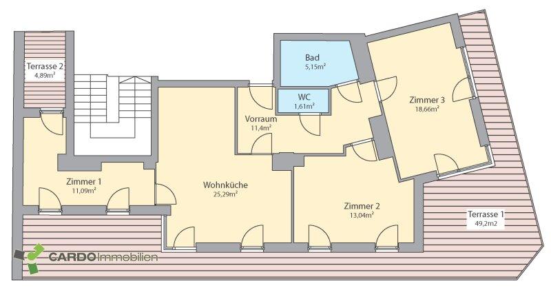 Moderne Stadtwohnungen im sanierten Altbau /  / 1160Wien / Bild 0