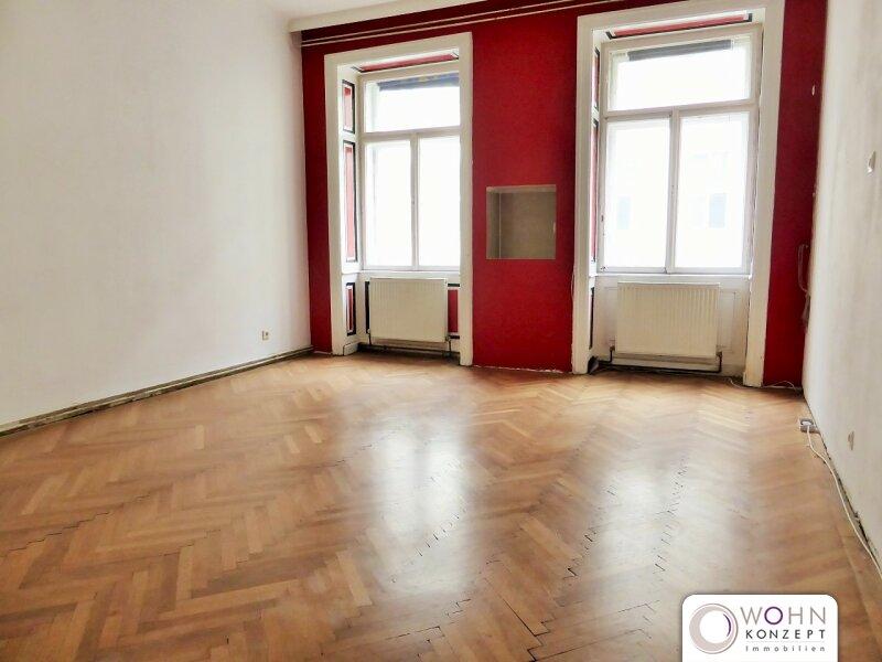 Ruhiger 47m² Altbau mit Einbauküche - 1070 Wien