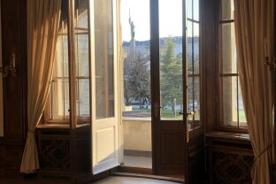 ARBEITEN IM PALAIS | atemberaubendes Büro mit Clubatmosphähre | Prachtaltbau | SCHWARZENBERGPLATZ