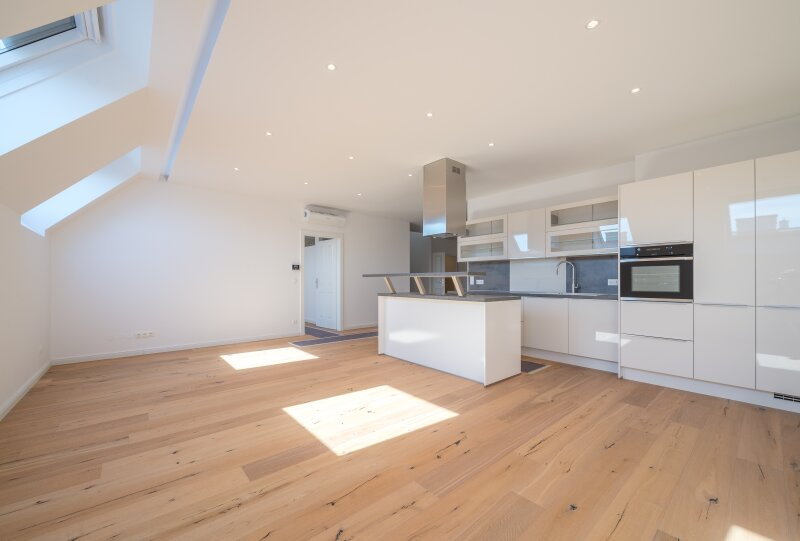 ++NEU++ Hochwertiger Familienerstbezug: Dachgeschoss mit Terrasse, Ruhelage! 4-Zimmer, VIDEOBESICHTIGUNG! /  / 1020Wien / Bild 0