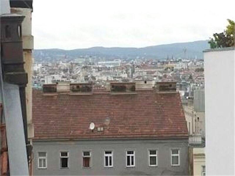 Terrassenhit im Zentrum Wiens: Dachgeschoß-Maisonette (Aufstockung 1997), 125 m2 Wohnfläche + 20 m2 Terrasse, 4 getrennt begehbare Zimmer, Linie 1 + 62 + WLB-Laurenzgasse! /  / 1050Wien / Bild 3