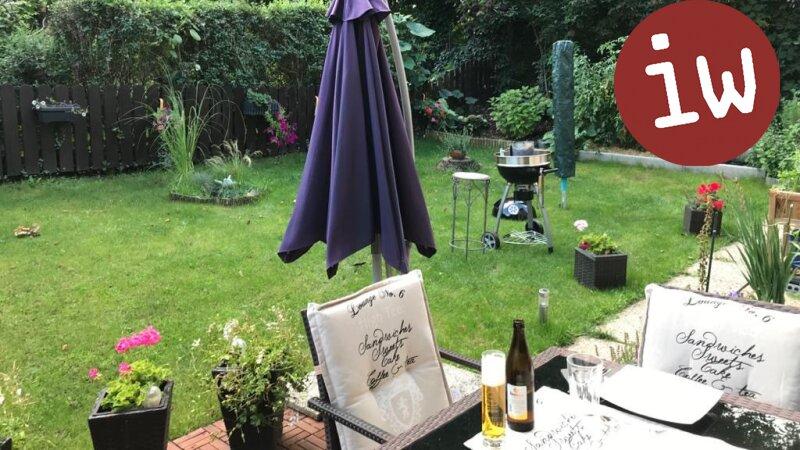 Zentrum: ruhige Gartenwohnung - 6 Minuten zur Wiener Stadtgrenze Objekt_680
