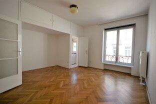 Kleine Stadtwohnung für Singles, Studenten oder alle, die in der Stadt arbeiten: Helle 1-Zimmer-Stadtwohnung in Stephansplatznähe!