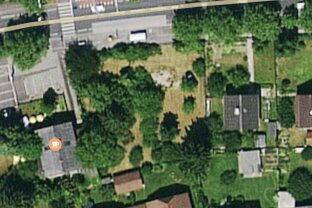 2 nebeneinanderliegende Bauparzellen oder ein großes Baugrundstück