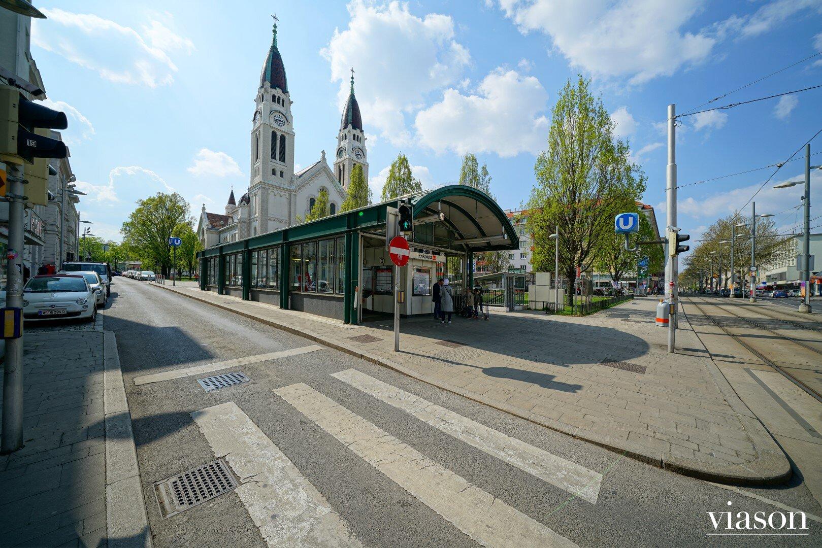 Nahe Enkplatz