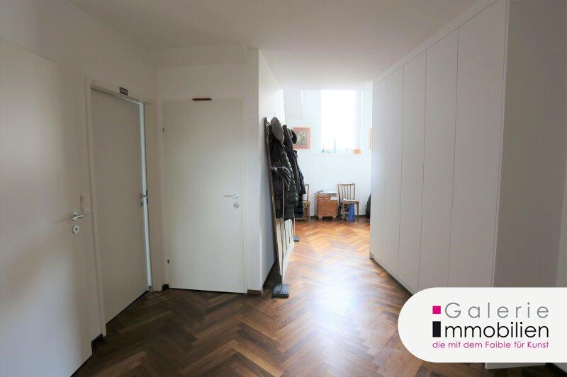 Außergewöhnliche DG-Wohnung mit Terrasse auf Wohnebene - Garagenplatz Objekt_34973 Bild_62
