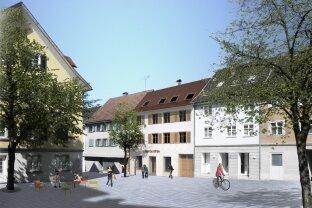 Attraktive Geschäftsfläche im historischen Ambiente - Top-Lage im Zentrum von Hohenems