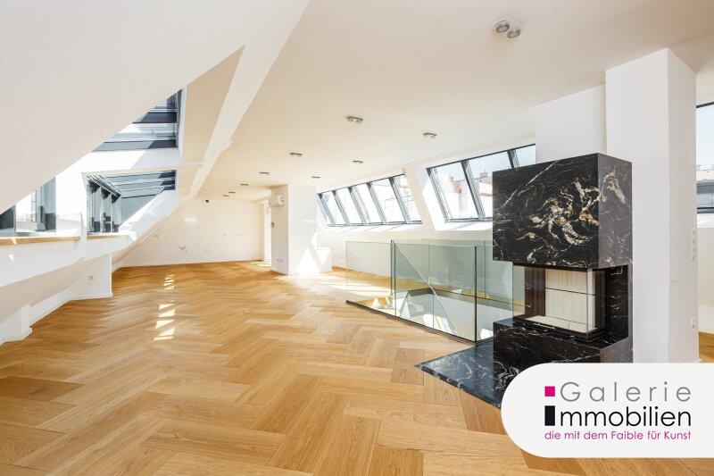Erstbezug beim Rochusmarkt - Luxuriöse Maisonette mit großen Terrassen Objekt_32762