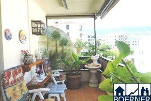 Puerto de la Cruz: Stadtwohnung mit Terrasse und Gemeinschaftspool