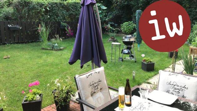 Zentrum: ruhige Gartenwohnung - 6 Minuten zur Wiener Stadtgrenze