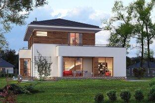 Stilvolles Einfamilienhaus in Stockerau inkl. Grundstück