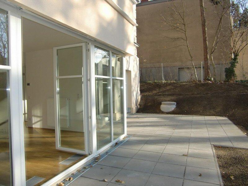 Gartenwohnung. Damit hat unser Architekt einen Traum wahr gemacht /  / 1230Wien / Bild 5