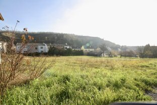 Baugrundstück in Ruhelage in Neusiedl am See
